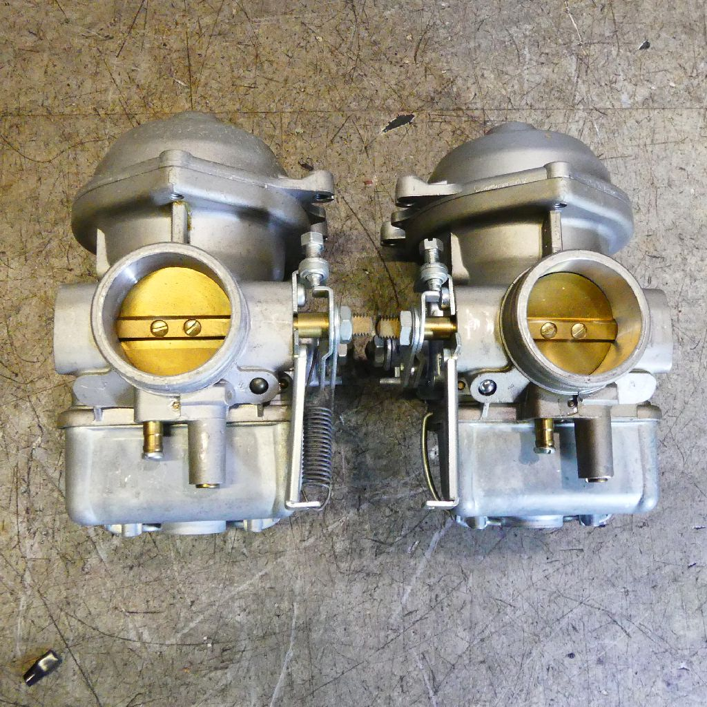 BMW R80GS,R80ST Carburettor Pair, New Share NL31/35191